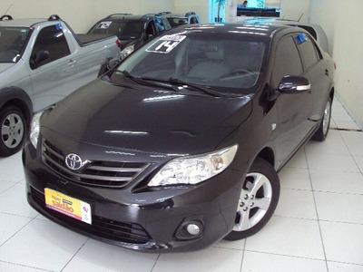 Toyota Corolla Xei 2.0 Flex Aut Ano 2013/2014 Completo