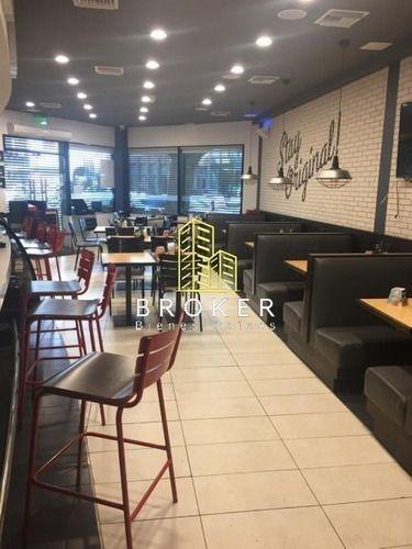 Alquiler Restaurante Punta Carretas Casi Shopping- Ref: 143