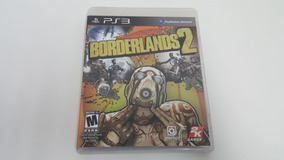 Borderlands 2 - Ps3 - Original - Mídia Física