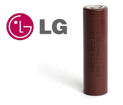 Bateria Lg Hg2 18650 3.7v 3000mah Original