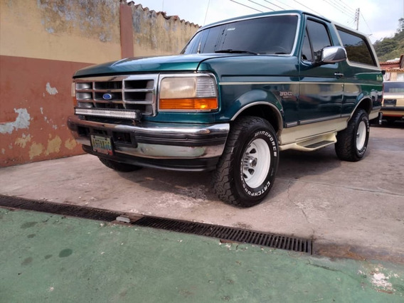 Ford Bronco Gran Sabana 1992