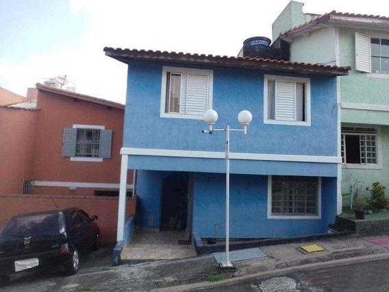 Casa Com 3 Dormitórios À Venda, 90 M² Por R$ 300.000 - Parque Casa De Pedra - São Paulo/sp - Ca1433 - 33599698