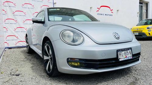 Imagen 1 de 8 de Volkswagen Beetle 2014 2.5 Sport At
