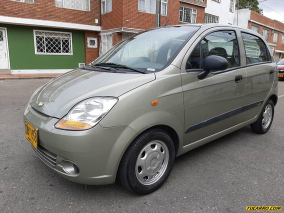 Chevrolet Spark Mt 1000 Aa