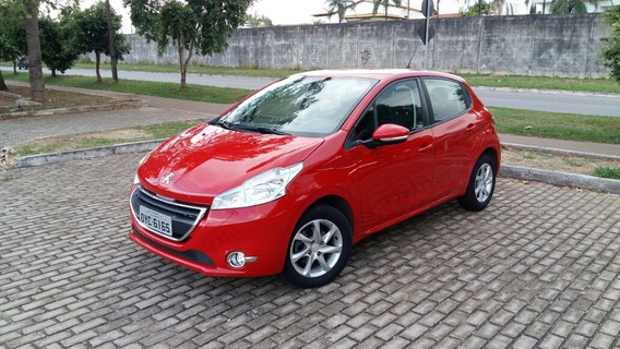 Peugeot 208 1.6 16v Active Pack Flex Aut. 5p 2015