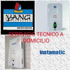 Servicio Tecnico Calefones Termostatos Plomeria 0992976637