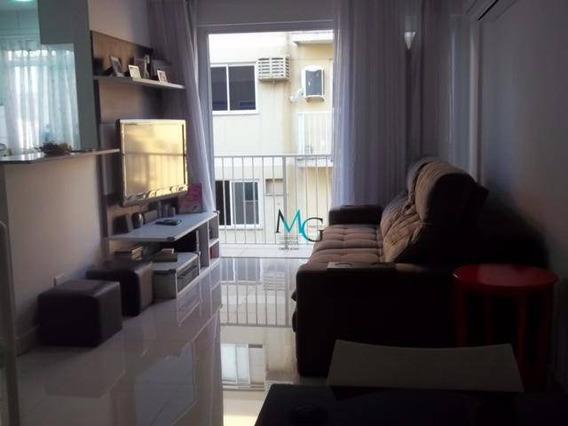 Cobertura 3 Quartos, Em Campo Grande, Rio De Janeiro No Condomínio Atlantis Park - Co0009