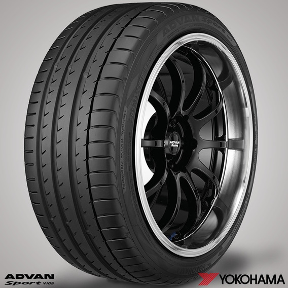 Pneu Yokohama 305/30/20 103y Advan Sport V105 | Gr57