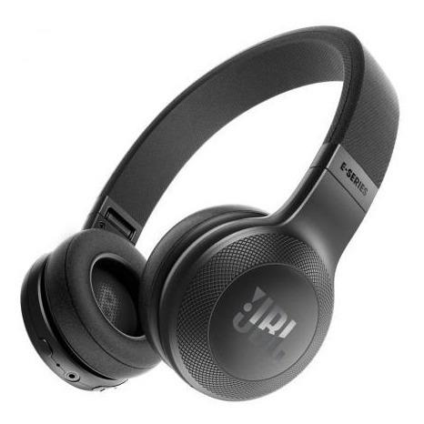 Fone De Ouvido Jbl E45 Bt Bluetooth Microfone Sem Fio E45bt