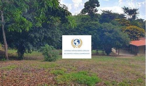 Imagem 1 de 11 de Terreno À Venda, 3636 M² Por R$ 670.000,00 - Chácara Belvedere - Campinas/sp - Te0404