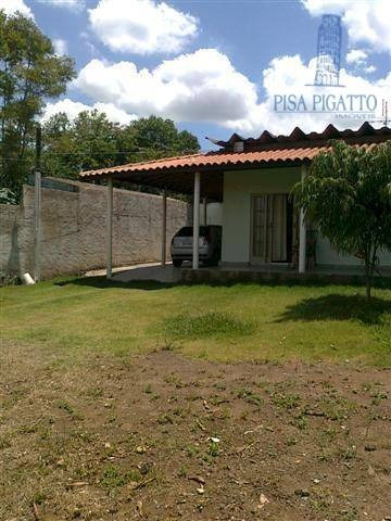 Chácara Residencial À Venda, Morumbi, Paulinia - Ch0017. - Ch0017