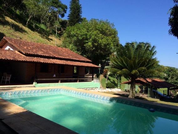 Rancho Com 5 Dormitórios À Venda, 20.000,00 M² Por R$ 550.000 - Parque Lagoinha - Miguel Pereira/rj - Ra0001