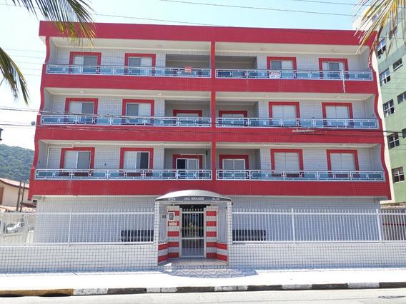 Ótimo Apartamento, Prédio Em Frente Ao Mar, Amplo, Reform.