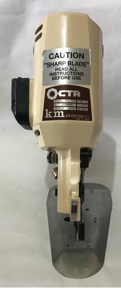 Cortadora De Tela Octagonal Km Octa Rs 100 Seminueva Japones