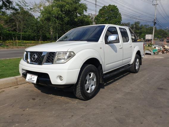 Nissan Navara Le High Lujo 4x4 2.5 Diesel
