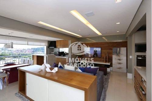 Imagem 1 de 20 de Apartamento Com 2 Dormitórios À Venda, 95 M² - Granja Julieta - São Paulo/sp - Ap17835