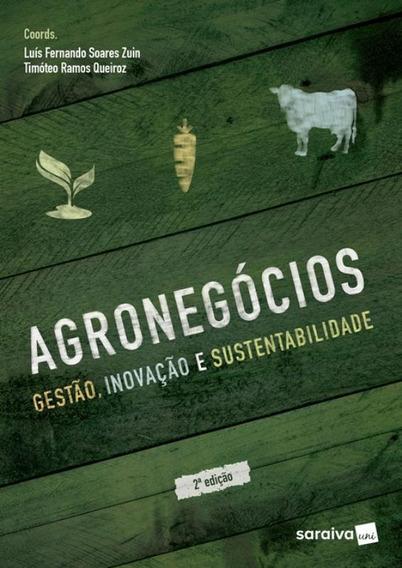 Agronegocios - Gestao, Inovacao E Sustentabilidade - 2ª Ed