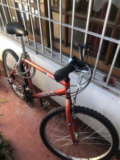 Bicicleta C 6 Cambios Massa
