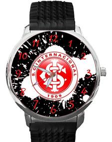 Relógio Inter Internacional Colorado Academia Clube Povo Fut