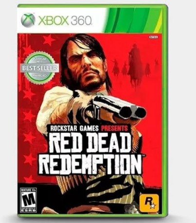 Jogo Red Dead Redemption Midia Digital Xbox 360