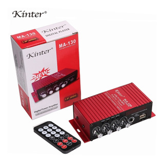 Amplificador Kinter