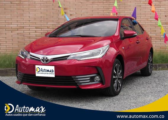 Toyota Corolla Seg, At 1.8