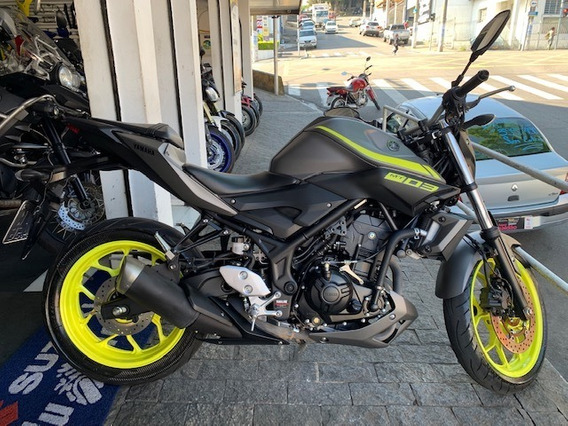 Yamaha Mt-03 Abs 2019 Estado De Zero!