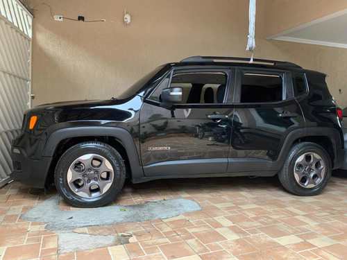 Jeep Renegade 2018 1.8 Flex Aut. 5p