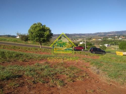 Imagem 1 de 3 de Terreno No Ninho Verde 2, Vista Linda No Asfalto