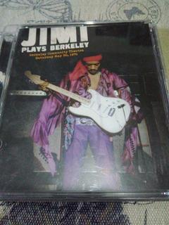 Jimi Plays Berkeley (dvd)