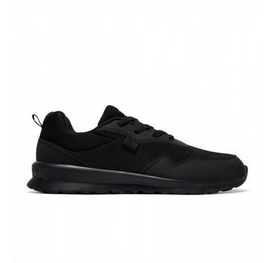 Tênis Dc Shoe Hartferd - Black/black - Promoção