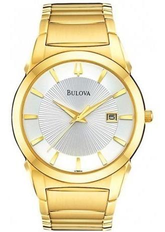Relógio Bulova Unissex Dress Analógico Wb21605h