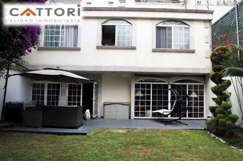 Venta Casa En San José Insurgentes Impecable Y Muy Completa