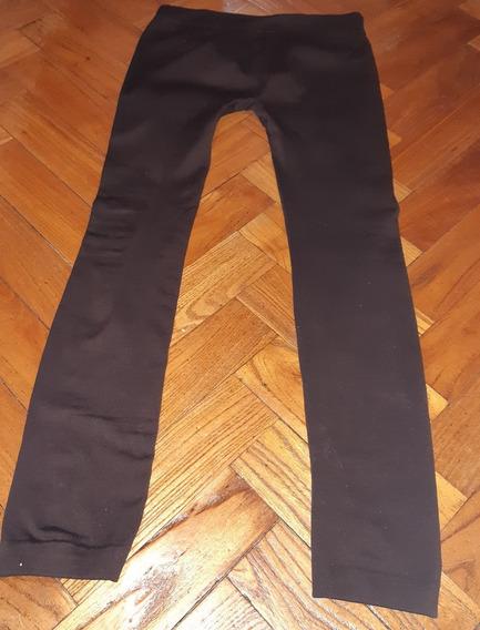 Pantalón Térmico Frizado Y Elastizado - Talle Único