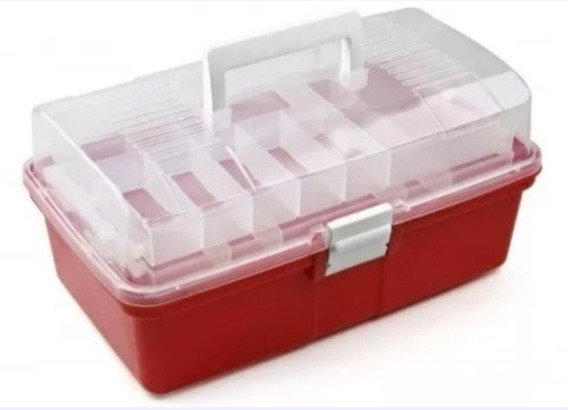 Maleta Multi Uso Pink Mega Box Nova