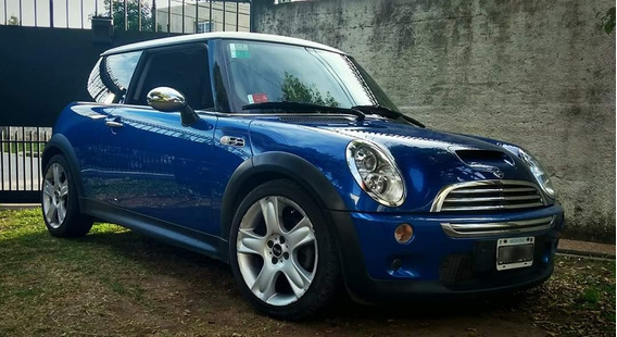 Mini Cooper S 1.6 Hot Pepper 2006