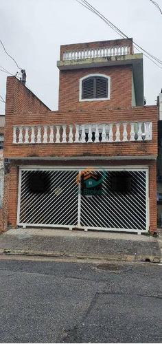 Imagem 1 de 1 de Sobrado Com 3 Dormitórios À Venda, 130 M² Por R$ 595.000,00 - Vila Dalila - São Paulo/sp - So0333