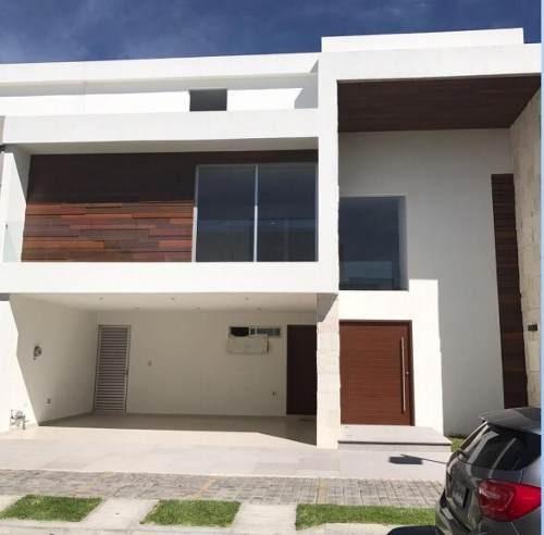 Venta De Casa Nueva En Cluster 11 11 11 Lomas De Angelopolis