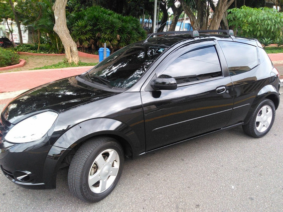 Ford Ka 1.6 Completo 2009 Part. Manual Chave Res.só $ 20.900