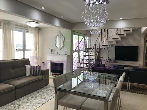 Imagem 1 de 30 de Apartamento Duplex Venda, Resort Sant'angela, Jundiaí - Ap12258 - 69215592
