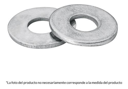 Imagen 1 de 4 de Arandela Plana 1/4' Fiero 44543