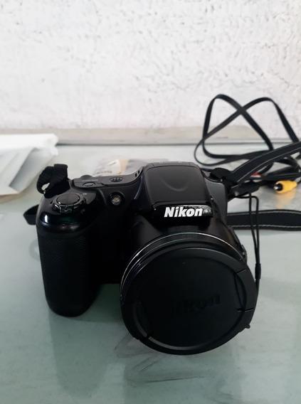 Cámara Digital Nikon Coolpix L820