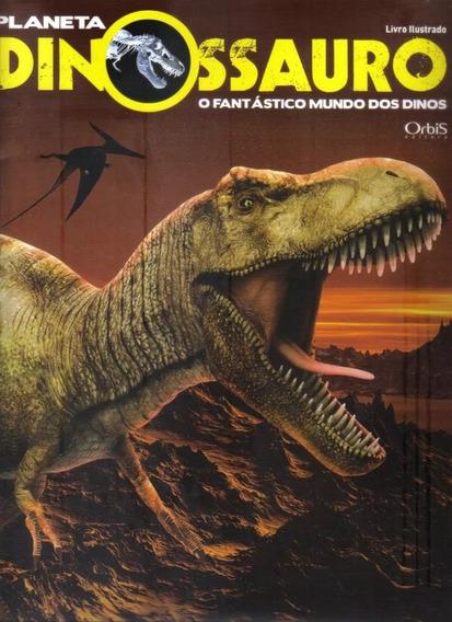 Planeta Dinossauro - Album Figurinhas Completo