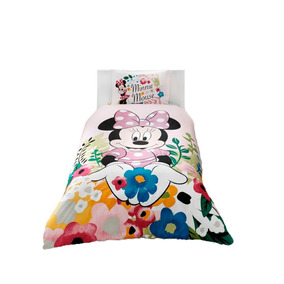 Funda Nordica Mickey Y Minnie Beso.Mickey Mouse Minnie Funda Nordica En Mercado Libre Mexico