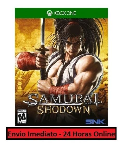 Samurai Shodown Jogo + Todo Conteúdo Extra Xbox One Digital
