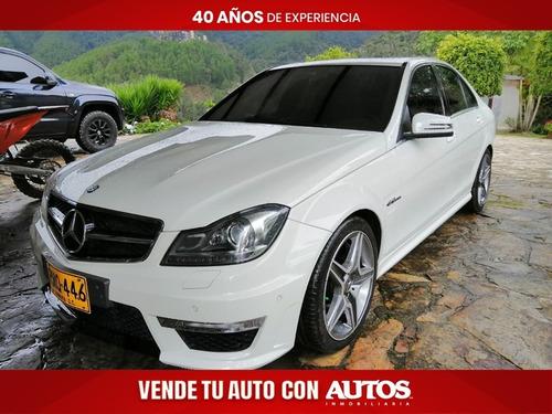 Mercedes Benz C 63 Amg At Sec Cc 6200