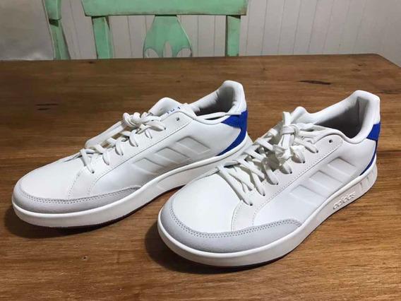 Zapatillas adidas Ortholite Cuero Blancas Stan Smith