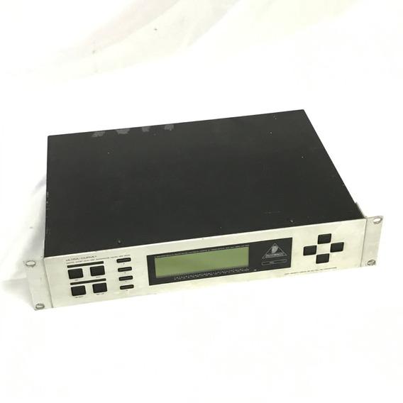 Ultra Curve Pro Dsp 8000 Model Behringer - Top