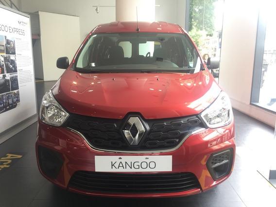 Renault Kangoo 1.6 Life Pasajeros 2020 Naftera No Usada Mf