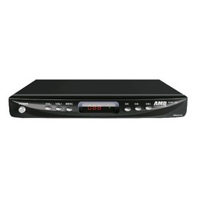 Receptor Digital E Analógico De Tv Dual 200 Amb - Quasar